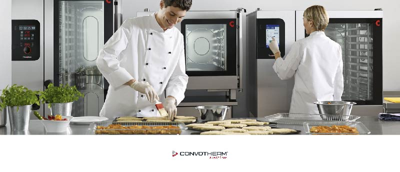 Qué cocina industrial es la ideal para tu local? -Frigo Diz